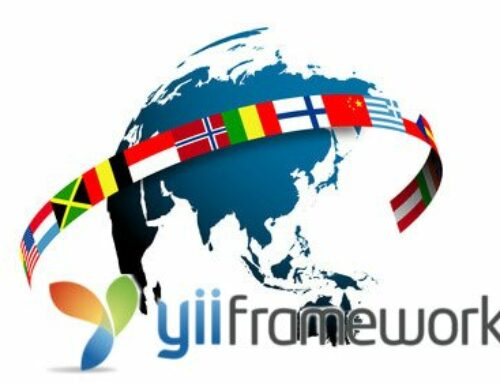 Internationalisierung mit Yii2